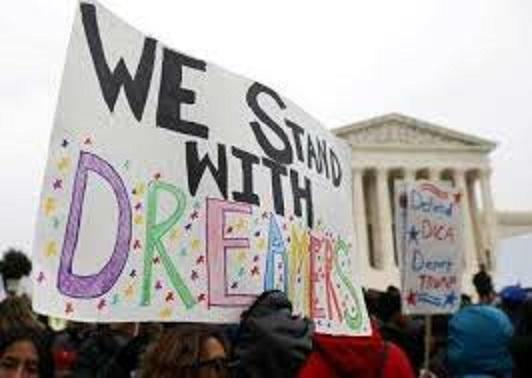 Donald Trump's setback: the US government ordered 'Dreamers' defence to be restored