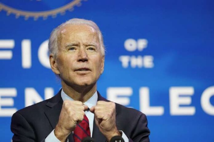 Joe Biden's vows 100 million Covid-19 vaccinations in the first 100 days