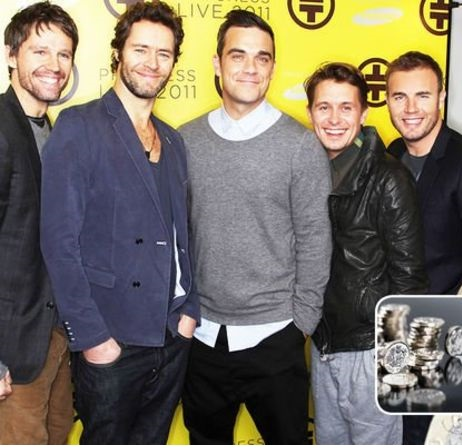 Take That Net Worth 2020: Richest Band Members Robbie Williams And Gary Barlow