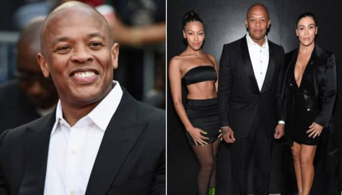 After being rushed to the ICU with a possible brain aneurysm, Dr. Dre speaks