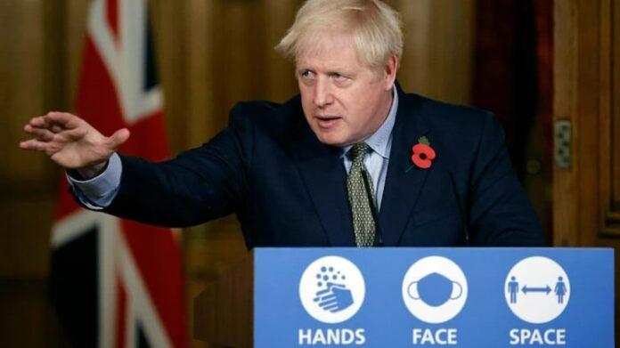 Level 5 alert: British PM declares national lockdown, schools to remain closed
