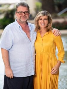 Due to new lockdown rules, Kate Garraway banned husband Derek Draper from visiting the hospital.