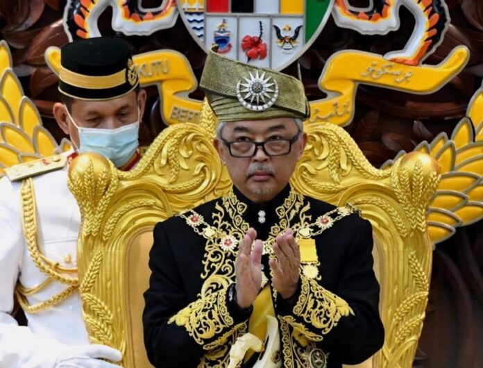 The King of Malaysia declares a state of emergency to curb the spread of COVID-19.