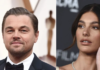 Leonardo DiCaprio and his girlfriend Camila Morrone loaded up on Italian food in the North End on New Year's Eve