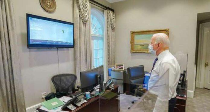 Biden, Harris, Obama has successfully landed NASA's Perseverance on Mars' surface
