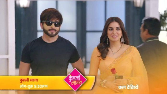 17 February 2021 Kundali Bhagya Written Update: Karan reached the bedroom of Preeta, Sarla heard the decision.