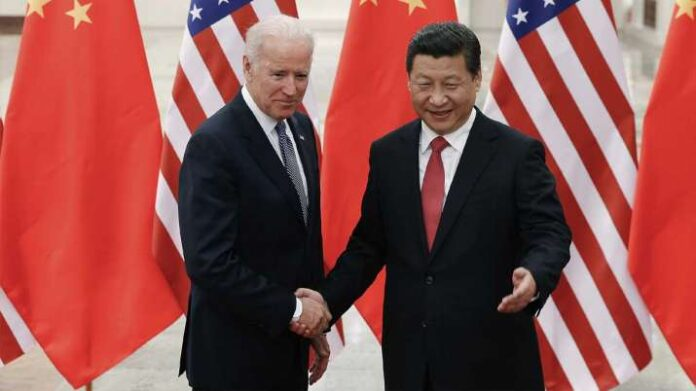 China presents a serious challenge to the international system: the US