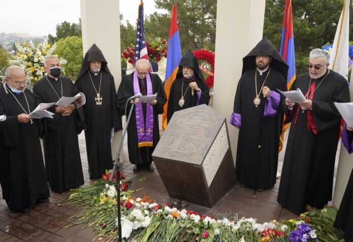 Armenian Americans congratulate US President Joe Biden's recognition of genocide