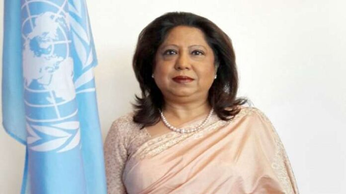 UN Women's Director-General calls on the Taliban to respect Afghan women's rights